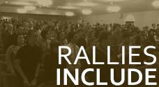 rallies include